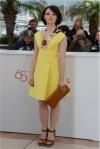 Marta Gastini en el Festival de Cannes